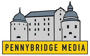 Pennybridge Media Retina Logo